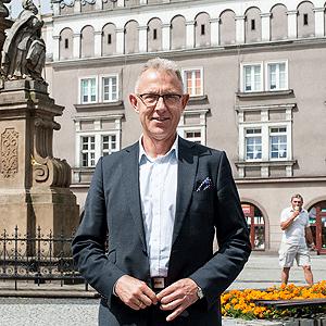 Prezydent Mirosław Lenk o zmianach w opłacie śmieciowej