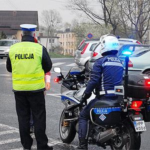 W czwartek w Szonowicach policjant poczęstuje cytryną