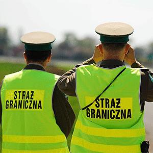 Straż graniczna funkcjonuje już ponad dwadzieścia lat