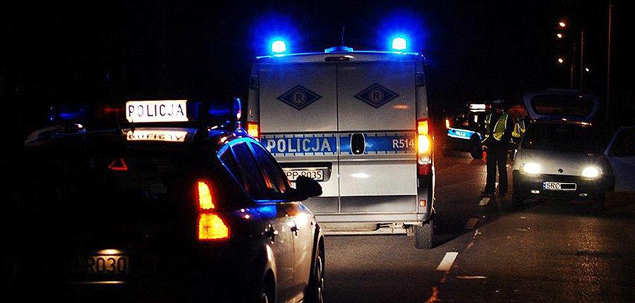 Zderzenie trzech aut na Mikołowskiej w Przegędzy