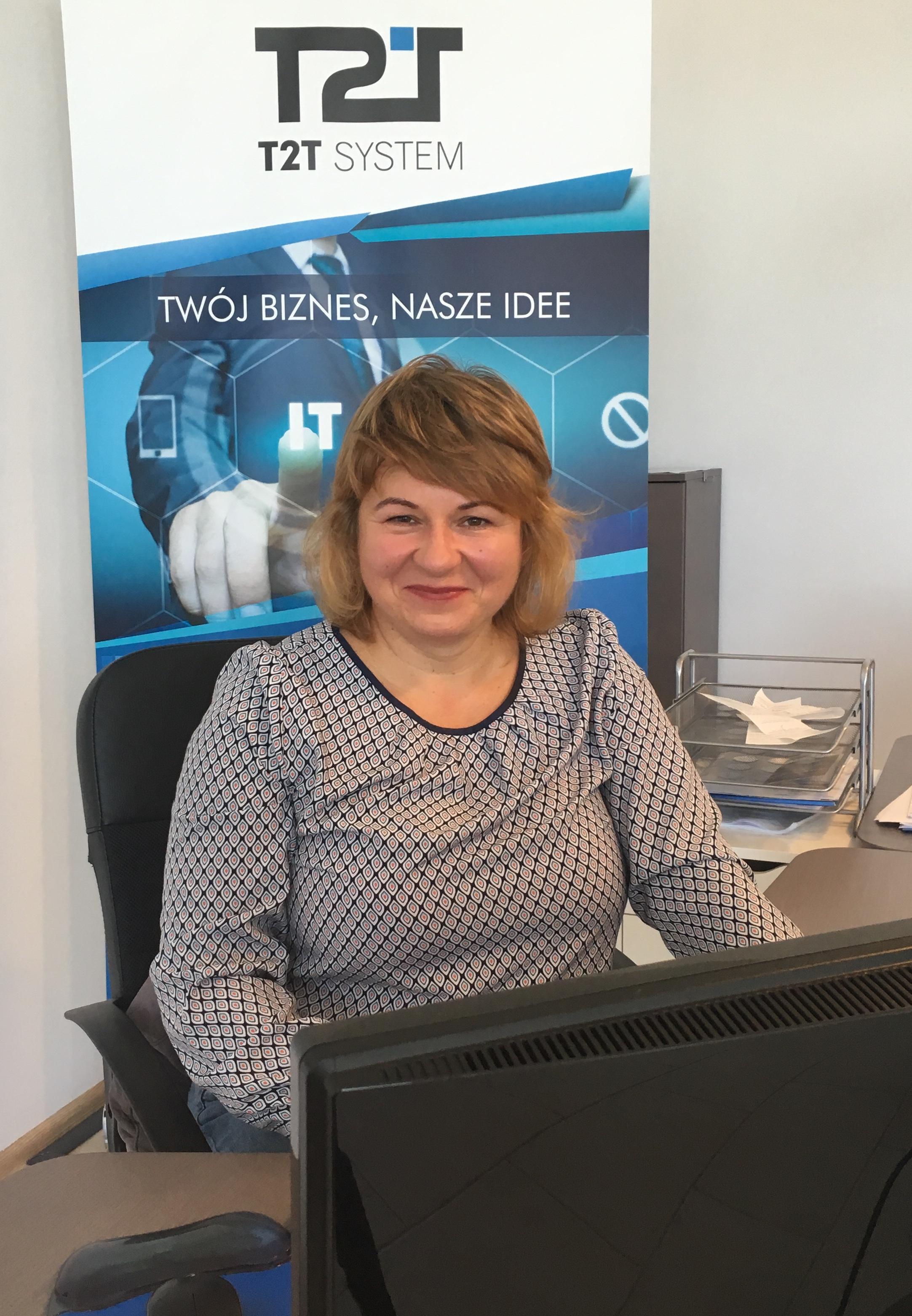 56bf6edcd0ab43 T2T System w Nędzy pomaga – jak zapewnia specjalistka Joanna Urban – swoim  klientom skutecznie chronić dane osobowe przetwarzane w ich firmach.