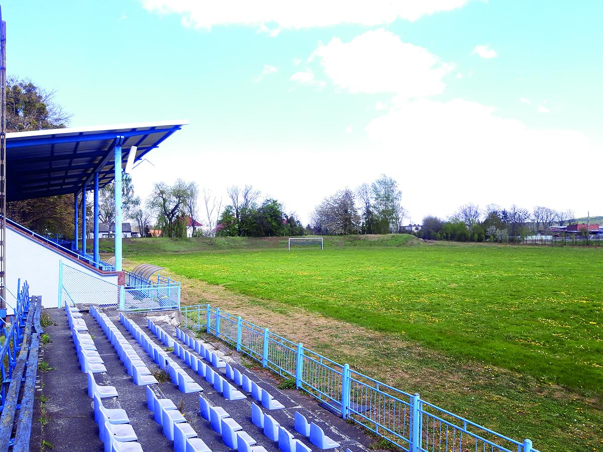 Stadion przy ul. Srebrnej w Raciborzu