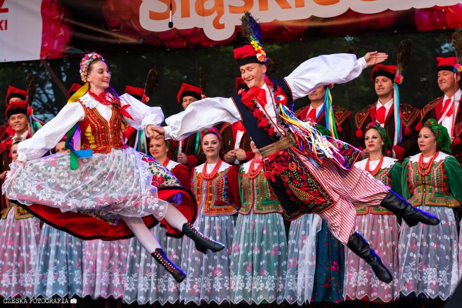 Na zakończenie festiwalu wystąpił Zespół Pieśni i Tańca Śląsk. Więcej zdjęć TUTAJ.