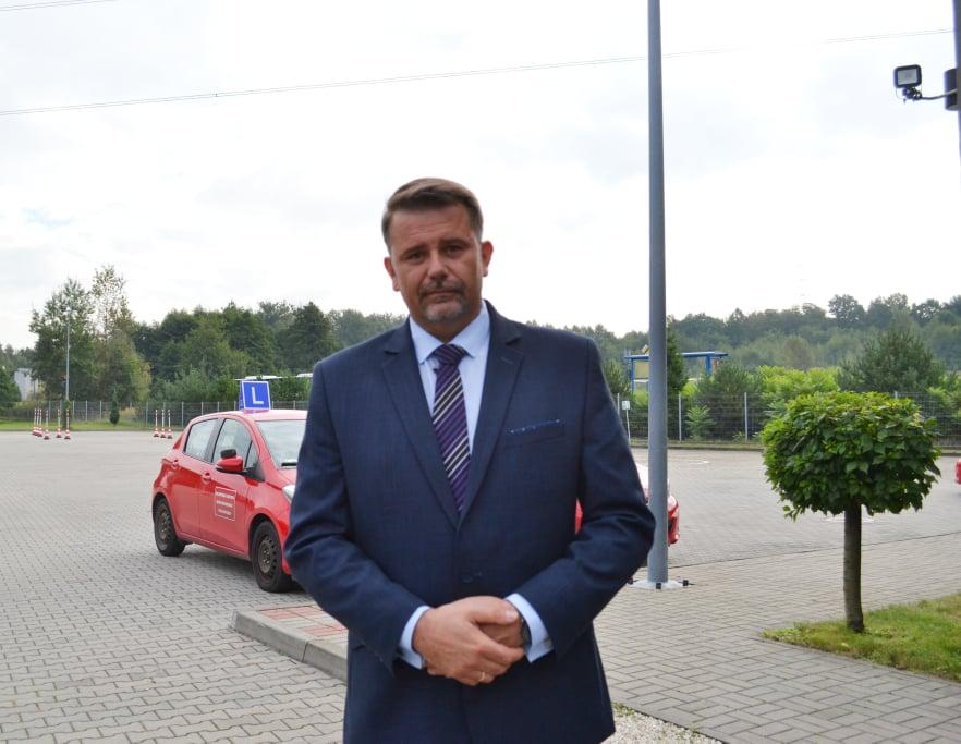 Janusz Freitag, dyrektor WORD